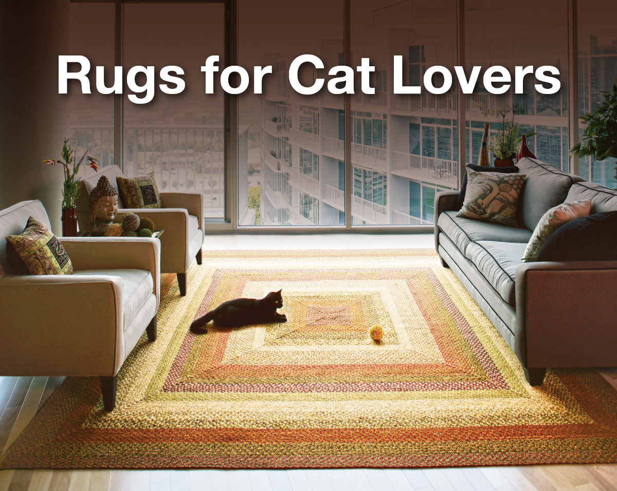 cat lover rugs