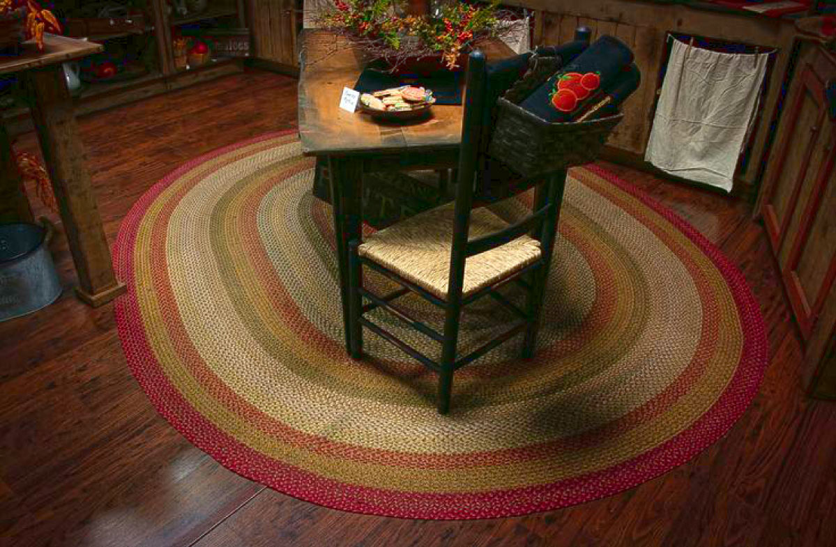 Allentown Jute Braided Rugs