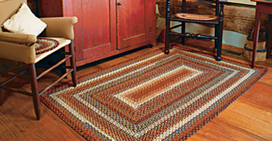 Biscotti Cotton Braided Rugs