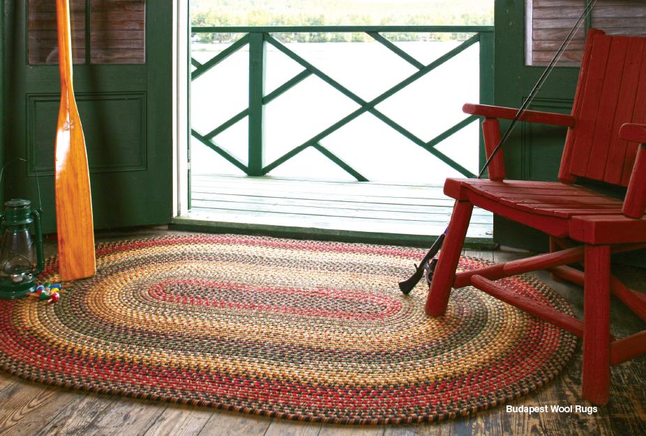budapest wool rugs