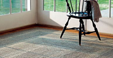 Pewter Jute braided Rugs