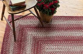 Dove Camden Stripe Grey Ultra Wool Rugs