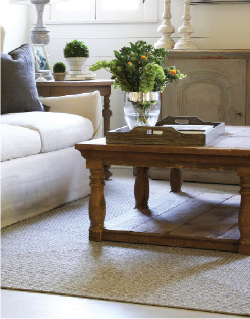 slate outdoor braided rug