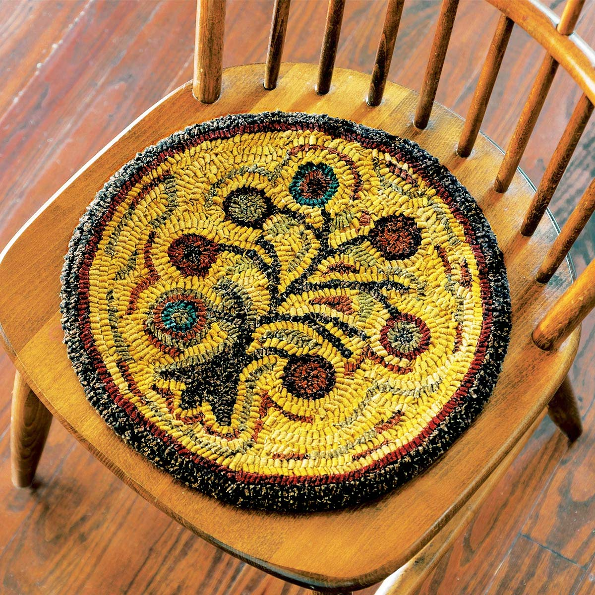 Tree Of Life Hooked Chairpad