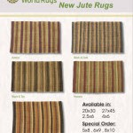 Green World Woven Jute Rugs