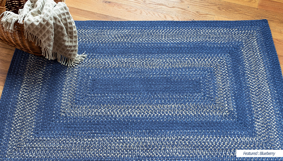 Ultra Durable Braided Rugs