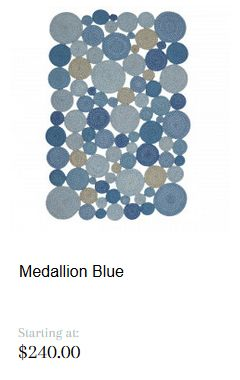 Medallion Blue