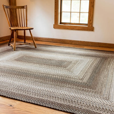 WILDWOOD ULTRA DURABLE BRAIDED RUGS