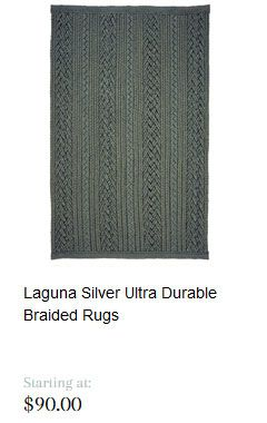 Laguna Ultra Durable Braided Rugs