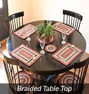 Braided Table Top Accessories