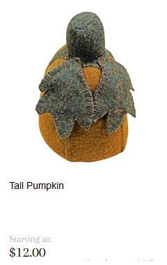 Tall Pumpkin